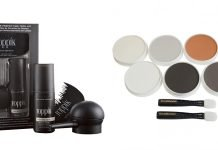 concealers hairloss